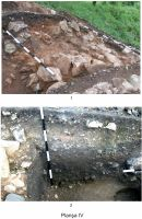 Chronicle of the Archaeological Excavations in Romania, 2011 Campaign. Report no. 61, Racoş, Piatra Detunată (Durduia)<br /><a href='http://foto.cimec.ro/cronica/2011/061/04-plansa-iv.jpg' target=_blank>Display the same picture in a new window</a>