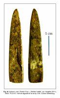 Chronicle of the Archaeological Excavations in Romania, 2011 Campaign. Report no. 77, Şoimeni, Várdomb (Ciomortan, Várdomb).<br /> Sector IMDA.<br /><a href='http://foto.cimec.ro/cronica/2011/077/IMDA/fig-10-beldiman-sztancs-soimeni-imda-cca2011.jpg' target=_blank>Display the same picture in a new window</a>
