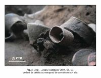 Chronicle of the Archaeological Excavations in Romania, 2011 Campaign. Report no. 87, Unip, Dealu Cetăţuica.<br /> Sector IMDA.<br /><a href='http://foto.cimec.ro/cronica/2011/087/IMDA/unip-imda-fig-3.jpg' target=_blank>Display the same picture in a new window</a>