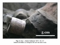 Chronicle of the Archaeological Excavations in Romania, 2011 Campaign. Report no. 87, Unip, Dealu Cetăţuica.<br /> Sector IMDA.<br /><a href='http://foto.cimec.ro/cronica/2011/087/IMDA/unip-imda-fig-4.jpg' target=_blank>Display the same picture in a new window</a>