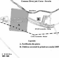 Chronicle of the Archaeological Excavations in Romania, 2011 Campaign. Report no. 93, Zăvoi, Cimitirul ortodox<br /><a href='http://foto.cimec.ro/cronica/2011/093/figura-2-zavoi.JPG' target=_blank>Display the same picture in a new window</a>
