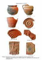 Chronicle of the Archaeological Excavations in Romania, 2011 Campaign. Report no. 101, Bucureşti, Punct: Centrul istoric - str. Stavropoleos, tronsonul dintre str. Smârdan şi str. Poştei<br /><a href='http://foto.cimec.ro/cronica/2011/101/3.jpg' target=_blank>Display the same picture in a new window</a>