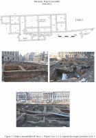 Chronicle of the Archaeological Excavations in Romania, 2011 Campaign. Report no. 102, Bucureşti, Piaţa Universităţii<br /><a href='http://foto.cimec.ro/cronica/2011/102/05.jpg' target=_blank>Display the same picture in a new window</a>