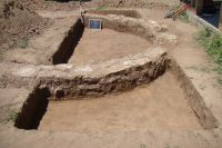Chronicle of the Archaeological Excavations in Romania, 2011 Campaign. Report no. 104, Bursucani, Schitul Zimbru<br /><a href='http://foto.cimec.ro/cronica/2011/104/2-1-cs-1.jpg' target=_blank>Display the same picture in a new window</a>
