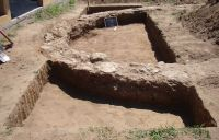 Chronicle of the Archaeological Excavations in Romania, 2011 Campaign. Report no. 104, Bursucani, Schitul Zimbru<br /><a href='http://foto.cimec.ro/cronica/2011/104/2-2-cs-1.jpg' target=_blank>Display the same picture in a new window</a>