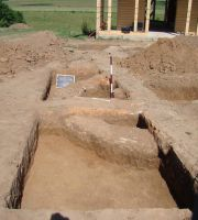 Chronicle of the Archaeological Excavations in Romania, 2011 Campaign. Report no. 104, Bursucani, Schitul Zimbru<br /><a href='http://foto.cimec.ro/cronica/2011/104/3-1-cs-2.jpg' target=_blank>Display the same picture in a new window</a>