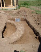 Chronicle of the Archaeological Excavations in Romania, 2011 Campaign. Report no. 104, Bursucani, Schitul Zimbru<br /><a href='http://foto.cimec.ro/cronica/2011/104/3-2-cs-4.jpg' target=_blank>Display the same picture in a new window</a>
