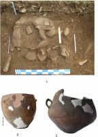 Chronicle of the Archaeological Excavations in Romania, 2011 Campaign. Report no. 106, Câmpina<br /><a href='http://foto.cimec.ro/cronica/2011/106/plansa-1-mormantul-35.jpg' target=_blank>Display the same picture in a new window</a>