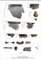 Chronicle of the Archaeological Excavations in Romania, 2011 Campaign. Report no. 110, Cozmeni, Köházkert (Conacul Béldi)<br /><a href='http://foto.cimec.ro/cronica/2011/110/t-4.jpg' target=_blank>Display the same picture in a new window</a>