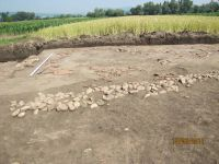 Chronicle of the Archaeological Excavations in Romania, 2011 Campaign. Report no. 165, Gelmar, Gelmar II-km 1+850 - 2+050<br /><a href='http://foto.cimec.ro/cronica/2011/165/01-1a1gelmar-2-foto-1.jpg' target=_blank>Display the same picture in a new window</a>