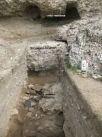Chronicle of the Archaeological Excavations in Romania, 2012 Campaign. Report no. 26, Hârşova, La Cetate (Carsium)<br /><a href='http://foto.cimec.ro/cronica/2012/026-HARSOVA-CT-Cetate/s-ii.JPG' target=_blank>Display the same picture in a new window</a>