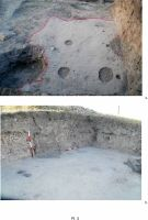 Chronicle of the Archaeological Excavations in Romania, 2012 Campaign. Report no. 28, Isaccea, La Pontonul Vechi (Cetate, Eski-kale).<br /> Sector planse-IMDA.<br /><a href='http://foto.cimec.ro/cronica/2012/028-ISACCEA-TL-Noviodunum/pl-3.jpg' target=_blank>Display the same picture in a new window</a>