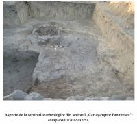 Chronicle of the Archaeological Excavations in Romania, 2012 Campaign. Report no. 47, Pantelimon, Cetate<br /><a href='http://foto.cimec.ro/cronica/2012/047-PANTELIMONU-DE-SUS-CT-Ulmetum/ilustratie-5-ulmetum.jpg' target=_blank>Display the same picture in a new window</a>