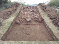 Chronicle of the Archaeological Excavations in Romania, 2012 Campaign. Report no. 55, Uroi, Măgura Uroiului (Măgura Uroiului)<br /><a href='http://foto.cimec.ro/cronica/2012/055-RAPOLTU-MARE-HD/2.jpg' target=_blank>Display the same picture in a new window</a>