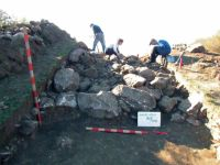 Chronicle of the Archaeological Excavations in Romania, 2012 Campaign. Report no. 55, Uroi, Măgura Uroiului (Măgura Uroiului)<br /><a href='http://foto.cimec.ro/cronica/2012/055-RAPOLTU-MARE-HD/4.jpg' target=_blank>Display the same picture in a new window</a>