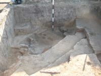 Chronicle of the Archaeological Excavations in Romania, 2012 Campaign. Report no. 75, Vlădeni, Coasta Belciugului<br /><a href='http://foto.cimec.ro/cronica/2012/075-VLADENI-IL-Popina-Blagodeasca/fig-9.JPG' target=_blank>Display the same picture in a new window</a>