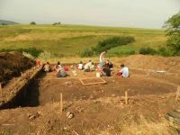 Chronicle of the Archaeological Excavations in Romania, 2012 Campaign. Report no. 89, Fulgeriş, La Trei Cireşi (Dealul Fulgeriş)<br /><a href='http://foto.cimec.ro/cronica/2012/089-FULGERIS-BC-La-3-Ciresi/fig-7-c.JPG' target=_blank>Display the same picture in a new window</a>
