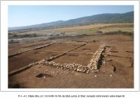Chronicle of the Archaeological Excavations in Romania, 2012 Campaign. Report no. 137, Şibot, Autostrada Orăştie-Sibiu, lot 1, Sit 5, km. 9+650-10+150 (În Obrej)<br /><a href='http://foto.cimec.ro/cronica/2012/137-SIBOT-AB-Sit-5/A1OS1-Sit5-pl4.jpg' target=_blank>Display the same picture in a new window</a>