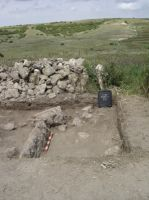 Chronicle of the Archaeological Excavations in Romania, 2014 Campaign. Report no. 1, Adamclisi, Cetate.<br /> Sector Sector B_Scurtu Ctin.<br /><a href='http://foto.cimec.ro/cronica/2014/001-Adamclisi-ABV/fig-5.jpg' target=_blank>Display the same picture in a new window</a>