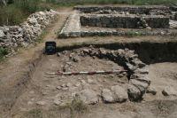 Chronicle of the Archaeological Excavations in Romania, 2014 Campaign. Report no. 1, Adamclisi, Cetate.<br /> Sector Sector B_Scurtu Ctin.<br /><a href='http://foto.cimec.ro/cronica/2014/001-Adamclisi-ABV/fig-7.jpg' target=_blank>Display the same picture in a new window</a>