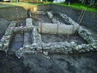 Chronicle of the Archaeological Excavations in Romania, 2014 Campaign. Report no. 5, Alba Iulia, Sediul guvernatorului consular (Mithraeum III)<br /><a href='http://foto.cimec.ro/cronica/2014/005-Alba-Iulia-Cetate/fig-1.JPG' target=_blank>Display the same picture in a new window</a>