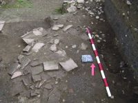 Chronicle of the Archaeological Excavations in Romania, 2014 Campaign. Report no. 5, Alba Iulia, Sediul guvernatorului consular (Mithraeum III)<br /><a href='http://foto.cimec.ro/cronica/2014/005-Alba-Iulia-Cetate/fig-2.JPG' target=_blank>Display the same picture in a new window</a>