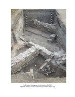 Chronicle of the Archaeological Excavations in Romania, 2014 Campaign. Report no. 7, Alba Iulia, Sediul guvernatorului consular (Mithraeum III)<br /><a href='http://foto.cimec.ro/cronica/2014/007-Alba-Iulia-Palatulguvernatorului/ilustratie-fotografica-apulum-2014-page-03.jpg' target=_blank>Display the same picture in a new window</a>