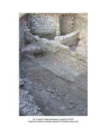 Chronicle of the Archaeological Excavations in Romania, 2014 Campaign. Report no. 7, Alba Iulia, Sediul guvernatorului consular (Mithraeum III)<br /><a href='http://foto.cimec.ro/cronica/2014/007-Alba-Iulia-Palatulguvernatorului/ilustratie-fotografica-apulum-2014-page-04.jpg' target=_blank>Display the same picture in a new window</a>