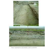 Chronicle of the Archaeological Excavations in Romania, 2014 Campaign. Report no. 9, Jurilovca, Capul Dolojman.<br /> Sector 128bis.<br /><a href='http://foto.cimec.ro/cronica/2014/009-Jurilovca-Argamum/plansa-02-03-arg-page-1.jpg' target=_blank>Display the same picture in a new window</a>