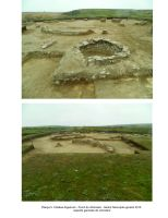 Chronicle of the Archaeological Excavations in Romania, 2014 Campaign. Report no. 9, Jurilovca, Capul Dolojman.<br /> Sector 128bis.<br /><a href='http://foto.cimec.ro/cronica/2014/009-Jurilovca-Argamum/plansa-04-05-arg-page-2.jpg' target=_blank>Display the same picture in a new window</a>