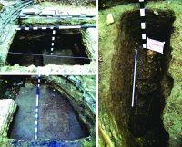 Chronicle of the Archaeological Excavations in Romania, 2014 Campaign. Report no. 34, Târgovişte, Curtea Domnească din Calea Domnească<br /><a href='http://foto.cimec.ro/cronica/2014/034-Targoviste-Curtea-Domneasca/plansa-ix.jpg' target=_blank>Display the same picture in a new window</a>