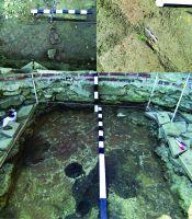 Chronicle of the Archaeological Excavations in Romania, 2014 Campaign. Report no. 34, Târgovişte, Curtea Domnească din Calea Domnească<br /><a href='http://foto.cimec.ro/cronica/2014/034-Targoviste-Curtea-Domneasca/plansa-vii.jpg' target=_blank>Display the same picture in a new window</a>
