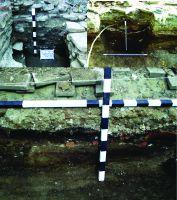 Chronicle of the Archaeological Excavations in Romania, 2014 Campaign. Report no. 34, Târgovişte, Curtea Domnească din Calea Domnească<br /><a href='http://foto.cimec.ro/cronica/2014/034-Targoviste-Curtea-Domneasca/plansa-viii.jpg' target=_blank>Display the same picture in a new window</a>
