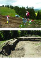 Chronicle of the Archaeological Excavations in Romania, 2014 Campaign. Report no. 74, Păuleni-Ciuc, Dâmbul Cetăţii (Dealul Cetăţii, Vardomb).<br /> Sector album2.<br /><a href='http://foto.cimec.ro/cronica/2014/074-Soimeni/figura-04.jpg' target=_blank>Display the same picture in a new window</a>