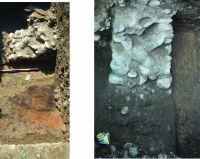 Cronica Cercetărilor Arheologice din România, Campania 2014. Raportul nr. 83, Jupa, Cetate (Zidării, Peste Ziduri, Zidină, Zăvoi, La Drum)<br /><a href='http://foto.cimec.ro/cronica/2014/083-Jupa-Tibiscum/fig-2-3-sector-1-s12014-u2013-detalii.jpg' target=_blank>Priveşte aceeaşi imagine într-o fereastră nouă</a>