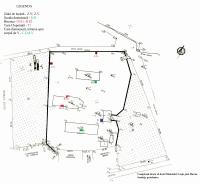Chronicle of the Archaeological Excavations in Romania, 2014 Campaign. Report no. 112, Mănăstirea Caşin, Complexul istoric al fostei Mănăstiri Caşin<br /><a href='http://foto.cimec.ro/cronica/2014/112-Manastire-Casin/fig-1-complexul-istoric-al-fostei-manastiri-casin-sondaje.jpg' target=_blank>Display the same picture in a new window</a>