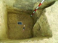 Chronicle of the Archaeological Excavations in Romania, 2014 Campaign. Report no. 119, Fulgeriş, La Trei Cireşi (Dealul Fulgeriş)<br /><a href='http://foto.cimec.ro/cronica/2014/119-Fulgeris/fig-10-a.JPG' target=_blank>Display the same picture in a new window</a>