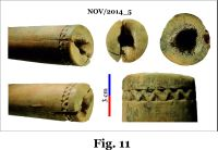 Chronicle of the Archaeological Excavations in Romania, 2014 Campaign. Report no. 124, Isaccea, La Pontonul Vechi (Cetate, Eski-kale).<br /> Sector planse IMDA.<br /><a href='http://foto.cimec.ro/cronica/2014/124-Isaccea/nov-fig-11.jpg' target=_blank>Display the same picture in a new window</a>