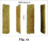 Chronicle of the Archaeological Excavations in Romania, 2014 Campaign. Report no. 124, Isaccea, La Pontonul Vechi (Cetate, Eski-kale).<br /> Sector planse-IMDA.<br /><a href='http://foto.cimec.ro/cronica/2014/124-Isaccea/nov-fig-12.jpg' target=_blank>Display the same picture in a new window</a>