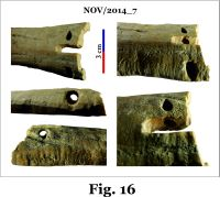 Chronicle of the Archaeological Excavations in Romania, 2014 Campaign. Report no. 124, Isaccea, La Pontonul Vechi (Cetate, Eski-kale).<br /> Sector planse IMDA.<br /><a href='http://foto.cimec.ro/cronica/2014/124-Isaccea/nov-fig-16.jpg' target=_blank>Display the same picture in a new window</a>