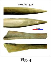 Chronicle of the Archaeological Excavations in Romania, 2014 Campaign. Report no. 124, Isaccea, La Pontonul Vechi (Cetate, Eski-kale).<br /> Sector planse-IMDA.<br /><a href='http://foto.cimec.ro/cronica/2014/124-Isaccea/nov-fig-4.jpg' target=_blank>Display the same picture in a new window</a>