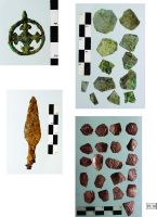 Chronicle of the Archaeological Excavations in Romania, 2014 Campaign. Report no. 124, Isaccea, La Pontonul Vechi (Cetate, Eski-kale).<br /> Sector planse-IMDA.<br /><a href='http://foto.cimec.ro/cronica/2014/124-Isaccea/pl-10-tpf.jpg' target=_blank>Display the same picture in a new window</a>