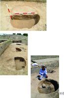 Chronicle of the Archaeological Excavations in Romania, 2014 Campaign. Report no. 124, Isaccea, La Pontonul Vechi (Cetate, Eski-kale).<br /> Sector planse-IMDA.<br /><a href='http://foto.cimec.ro/cronica/2014/124-Isaccea/pl-8-tpf.jpg' target=_blank>Display the same picture in a new window</a>