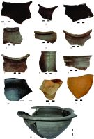 Chronicle of the Archaeological Excavations in Romania, 2014 Campaign. Report no. 128, Negrileşti, Şcoala Generală (La Punte, Pin, Curtea Şcolii).<br /> Sector plansa IMDA.<br /><a href='http://foto.cimec.ro/cronica/2014/128-Negrilesti/plansa-26-iv.jpg' target=_blank>Display the same picture in a new window</a>