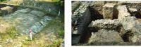 Cronica Cercetărilor Arheologice din România, Campania 2015. Raportul nr. 24, Jupa, Cetate (Zidării, Peste Ziduri, Zidină, Zăvoi, La Drum)<br /><a href='http://foto.cimec.ro/cronica/2015/024-Jupa-Cetate/2-faza-tarzie-cu-podelele-de-opus-signinum.jpg' target=_blank>Priveşte aceeaşi imagine într-o fereastră nouă</a>