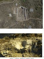 Chronicle of the Archaeological Excavations in Romania, 2015 Campaign. Report no. 25, Jurilovca, Capul Dolojman.<br /> Sector 128bis.<br /><a href='http://foto.cimec.ro/cronica/2015/025-Jurilovca-Argamum/plansa-1-argamum.jpg' target=_blank>Display the same picture in a new window</a>