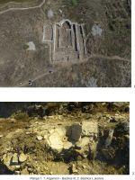 Cronica Cercetărilor Arheologice din România, Campania 2015. Raportul nr. 25, Jurilovca, Capul Dolojman, Insula Bisericuţa<br /><a href='http://foto.cimec.ro/cronica/2015/025-Jurilovca-Argamum/plansa-1-argamum.jpg' target=_blank>Priveşte aceeaşi imagine într-o fereastră nouă</a>