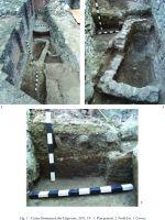 Chronicle of the Archaeological Excavations in Romania, 2015 Campaign. Report no. 52, Târgovişte, Curtea Domnească din Calea Domnească<br /><a href='http://foto.cimec.ro/cronica/2015/052-Targoviste-Curtea-Domneasca/fig-1.jpg' target=_blank>Display the same picture in a new window</a>