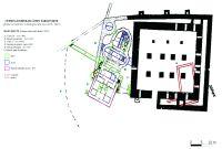 Chronicle of the Archaeological Excavations in Romania, 2015 Campaign. Report no. 52, Târgovişte, Curtea Domnească din Calea Domnească<br /><a href='http://foto.cimec.ro/cronica/2015/052-Targoviste-Curtea-Domneasca/plan-cercet-cd-2014-15.jpg' target=_blank>Display the same picture in a new window</a>