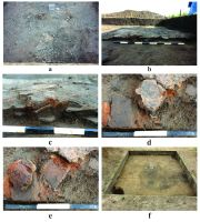 Chronicle of the Archaeological Excavations in Romania, 2015 Campaign. Report no. 57, Unip, Dealu Cetăţuica.<br /> Sector IMDA.<br /><a href='http://foto.cimec.ro/cronica/2015/057-Unip/fig-2.jpg' target=_blank>Display the same picture in a new window</a>
